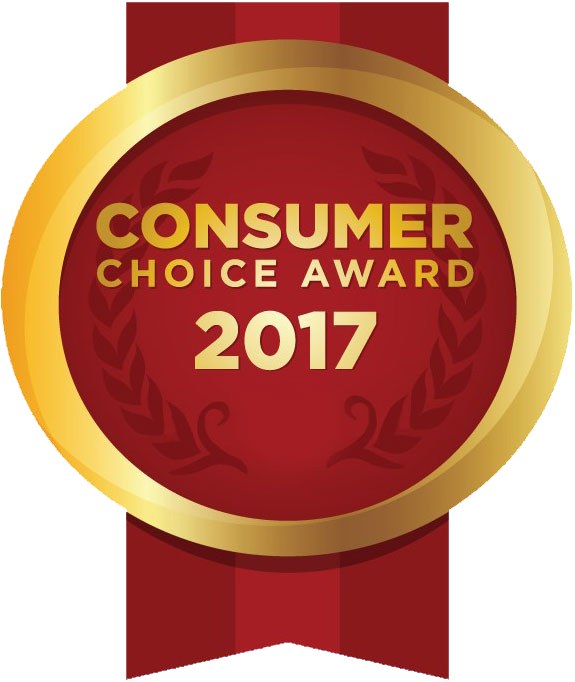 2017 Consumer Choice Award